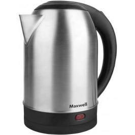 Чайник Maxwell MW-1077 ST 2200 Вт серебристый 1.8 л нержавеющая сталь