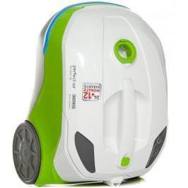 Пылесос Thomas Perfect Air Feel Fresh x3 сухая уборка белый зелёный
