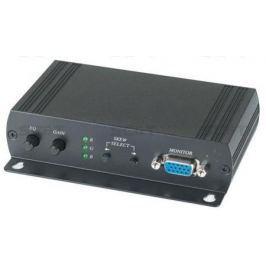 Приемник SC&T VE02DALS-2 для VGA и аудио сигналов на 300м
