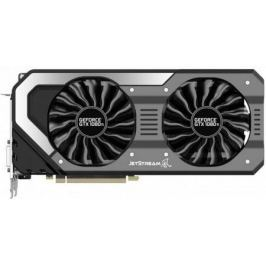 Видеокарта 11264Mb Palit GeForce GTX1080 Ti Super Jetstream 11G PCI-E 352bit GDDR5X DVI HDMI DP HDCP NEB108TS15LC-1020J Retail