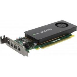 Видеокарта 4096Mb PNY Quadro K1200 PCI-E 4xminiDP VCQK1200DPBLK-1 Retail