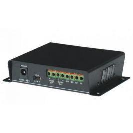 Передатчик видео и аудио сигнала SC&T TTA111AVT вход для управления поворотным устройством вход для датчика питание 12В для устройств по витой паре на 2400 м