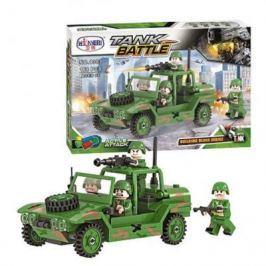 Конструктор Winner Bricks Военные, Боевая машина 168 элементов 1303