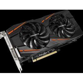 Видеокарта 8192Mb Gigabyte RX 580 PCI-E HDMI DP DVI HDCP GV-RX580GAMING-8GD Retail