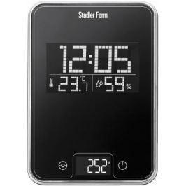 Весы кухонные Stadler Form Scale One SFL.0011 чёрный