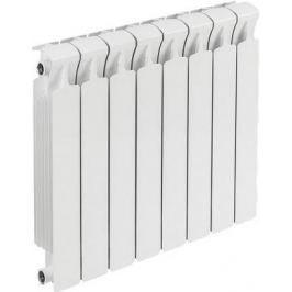 Биметаллический радиатор RIFAR (Рифар) Monolit 500 8 сек. (Мощность, Вт: 1568; Кол-во секций: 8)