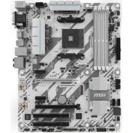 Материнская плата MSI B350 TOMAHAWK ARCTIC Socket AM4 AMD B350 4xDDR4 2xPCI-E 16x 2xPCI 2xPCI-E 1x 4 ATX Retail