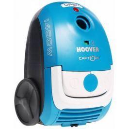 Пылесос Hoover TCP 1401 019 сухая уборка синий