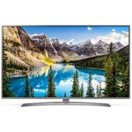 Телевизор LG 43UJ670V серый