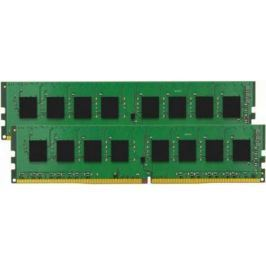Оперативная память 16Gb (2x8Gb) PC4-19200 2400MHz DDR4 DIMM CL17 Kingston KVR24N17S8K2/16