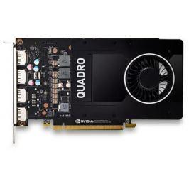 Видеокарта 5120Mb PNY Quadro P2000 PCI-E 160bit GDDR5 4xDP VCQP2000BLK-1 OEM