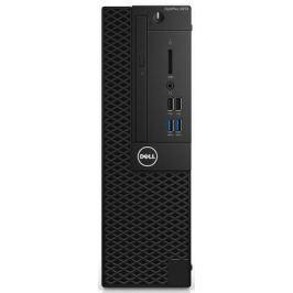 Системный блок DELL OptiPlex 3050 SFF i5-7500 3.4GHz 8Gb 256Gb SSD HD630 DVD-RW Win10Pro клавиатура мышь черный 3050-8251