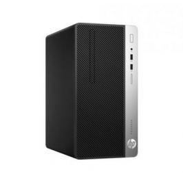 Системный блок HP ProDesk 400 G4 MT i5-6500 3.2GHz 8Gb 1Tb HD530 DVD-RW Win7Pro Win10Pro клавиатура мышь серебристо-черный 1HL03EA