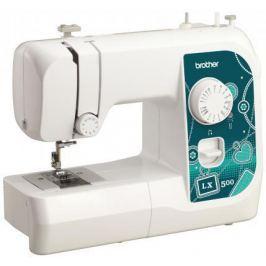Швейная машина Brother LX500 белый