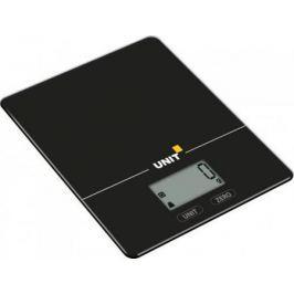 Весы кухонные Unit UBS-2154 чёрный