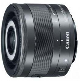 Объектив Canon EF-M STM 28мм f/3.5 Macro черный 1362C005
