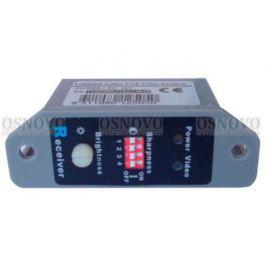 Приемник видео сигнала OSNOVO RA-CR по витой паре на 2400м