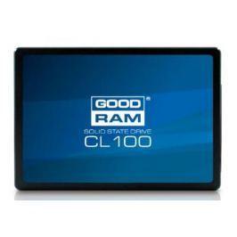"""Твердотельный накопитель SSD 2.5"""" 240Gb Goodram CL100 Read 510Mb/s Write 400Mb/s SATAIII SSDPR-CL100-240"""