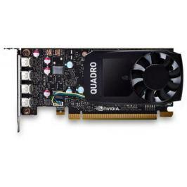 Видеокарта 2048Mb PNY Quadro P600 PCI-E 128bit GDDR5 miniDP VCQP600BLK-1 OEM