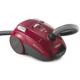 Пылесос Hoover TTE 2005 019 сухая уборка красный
