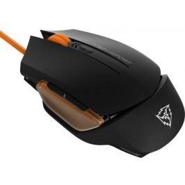 Мышь проводная ThunderX3 TM20 Orange чёрный оранжевый USB