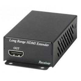 Приёмник SC&T HE02ER для HDMI сигнала по одному кабелю витой пары CAT5e/6 до 100м