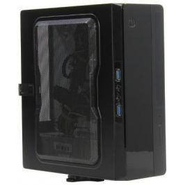 Корпус mini-ITX Powerman EQ101 200 Вт чёрный EQ101PM-200ATX
