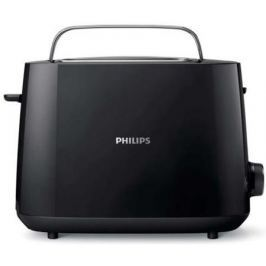 Тостер Philips HD2581/90 чёрный
