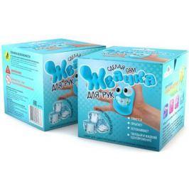 """Игровой набор Инновации для детей Юный Химик """"Жвачка для рук - Ледяная свежесть"""" 814"""