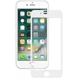 Защитное стекло 3D Deppa 62036 для iPhone 7 0.3 мм белый