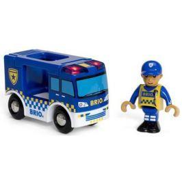Полиция Brio Полиция с 3-х лет 7312350338256