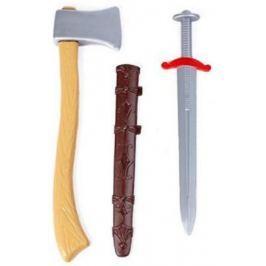 """Оружие Свсд """"Оружие викинга-2"""" серый коричневый желтый 5257"""