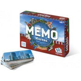 Настольная игра развивающая Бэмби «Мемо» Москва 7205