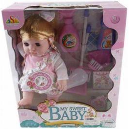 Кукла Shantou Gepai Ирена 35 см со звуком 13019