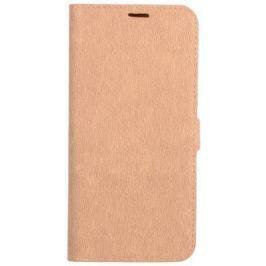 Чехол DF sFlip-17 для Samsung Galaxy S8 золотистый