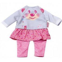 Одежда для кукол Zapf Creation my little BABY born Комплект одежды для дома