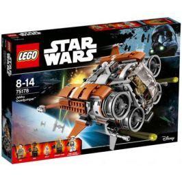 """Конструктор LEGO """"Star Wars"""" - Квадджампер Джакку 457 элементов 75178"""