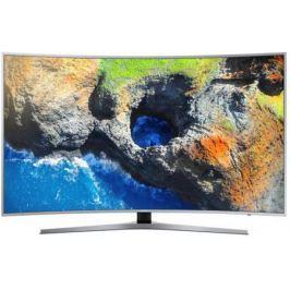 Телевизор Samsung UE65MU6500UX серебристый