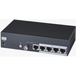 Коммутатор SC&T IP02PHK PoE 4-портовый