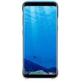 Чехол Samsung EF-MG950CLEGRU для Samsung Galaxy S8 2Piece Cover голубой/персиковый