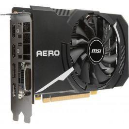 Видеокарта 3072Mb MSI GeForce GTX 1060 AERO ITX 3G OC PCI-E GDDR5 Retail