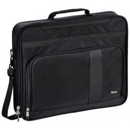 """Сумка для ноутбука 15.6"""" HAMA """"Dublin Life"""" полиэстер черный 00101277"""