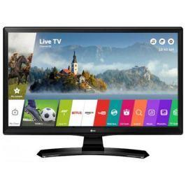 Телевизор LG 28MT49S-PZ черный
