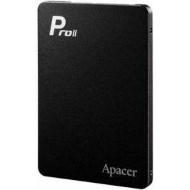 "Твердотельный накопитель SSD 2.5"" 128GB Apacer AS510S Read 525Mb/s Write 380Mb/s SATAIII AP128GAS510SB-1"