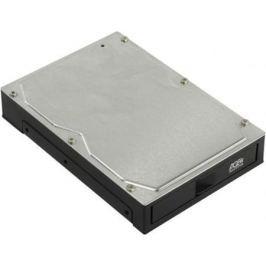 "Внешний контейнер для HDD 2.5"" 3.5"" SATA AgeStar 3CB2A USB3.0 пластик/металл черный"