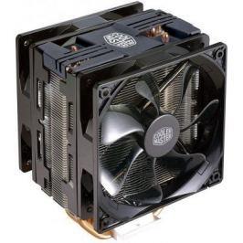 Кулер для процессора Cooler Master CPU Cooler Hyper 212 Turbo Black LED Socket 2066/2011-3/2011/1366/1156/1155/1151/1150/775 RR-212TK-16PR-R1