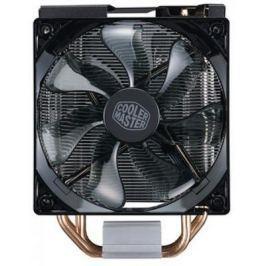 Кулер для процессора Cooler Master CPU Cooler Hyper 212 Turbo Red LED Socket 2066/2011-3/2011/1366/1156/1155/1151/1150/775 RR-212TR-16PR-R1