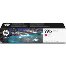 Картридж HP 991X M0J94AE для HP PageWide Pro 772dn 777z 750dw пурпурный