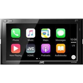 "Автомагнитола JVC KW-M730BT 6.8"" USB MP3 FM RDS 2DIN 4x50Вт черный"
