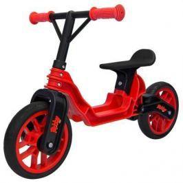 """Беговел RT Hobby bike Magestic 10"""" красно-черный"""